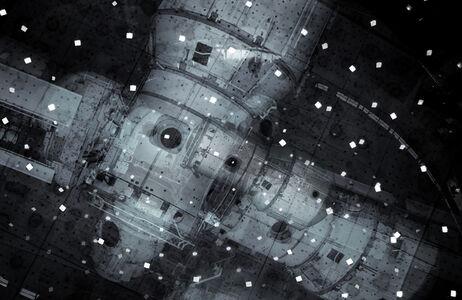 Michael Najjar, 'orbital debris 2020', 2013