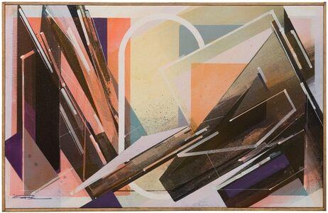 Augustine Kofie, 'Oblong Center Study ', 2020