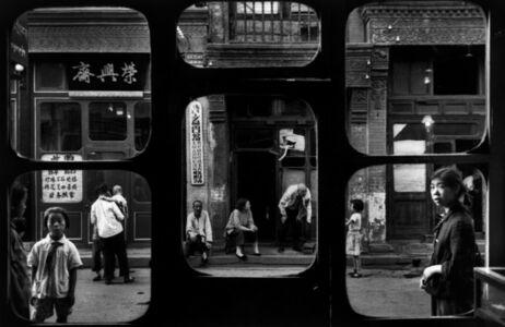 Marc Riboud, 'Antique shop window, Beijing', 1965