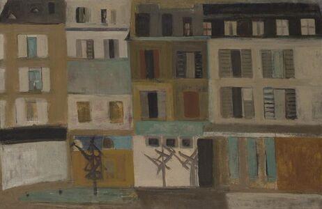 Janice Biala, 'Facades', 1949