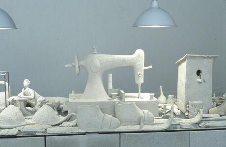 Alexander Brodsky, 'Grey Matter (Table)', 1999