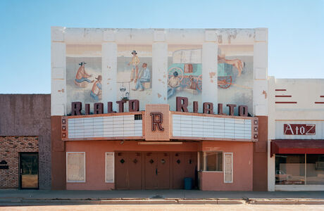Teresa Hubbard and Alexander Birchler, 'Filmstills - The End, Rialto', 2011