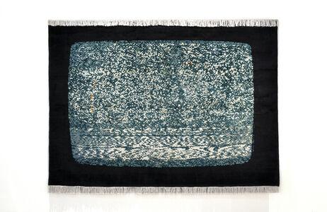 Nicholas Galanin, 'White Noise, American Prayer Rug', 2020