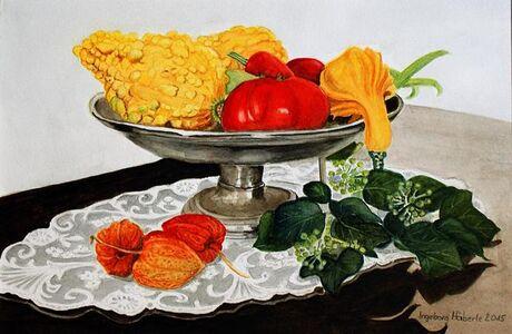 Ingeborg Haeberle, 'Rich Harvest', 2015