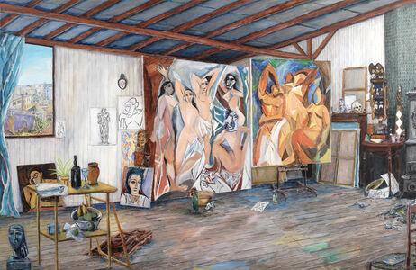 Damian Elwes, 'Picasso's Bateau Lavoir Studio', 2008