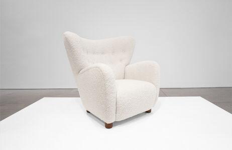 Mogens Lassen, 'Lounge Chair', ca. 1940