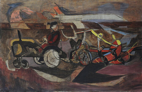 Michael Rothenstein, 'Tractor', 1947