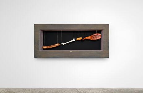 Gilles Barbier, 'La ligne droite', 2020