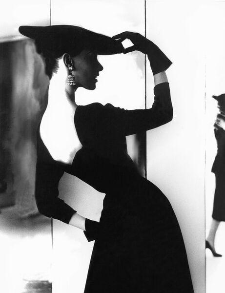 Lillian Bassman, 'Barbara Mullen, New York', 1958