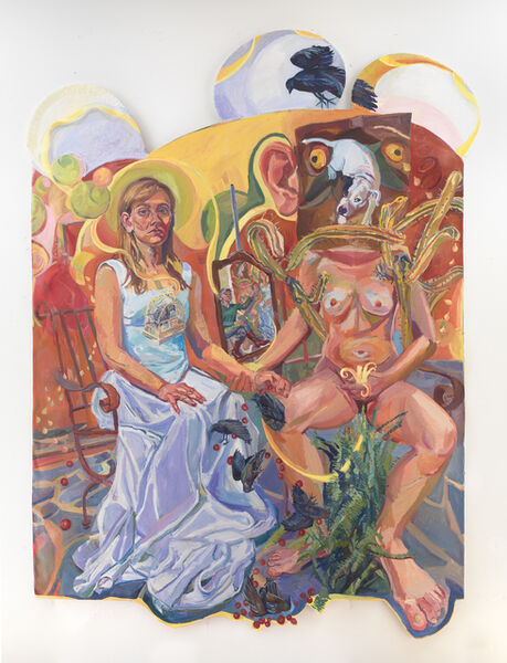 Jenny Toth, 'Homage to Kahlo', 2009