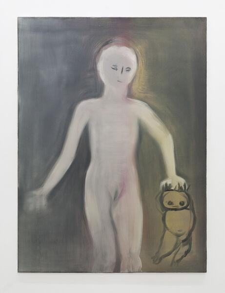 Miriam Cahn, 'KINDER', 2010