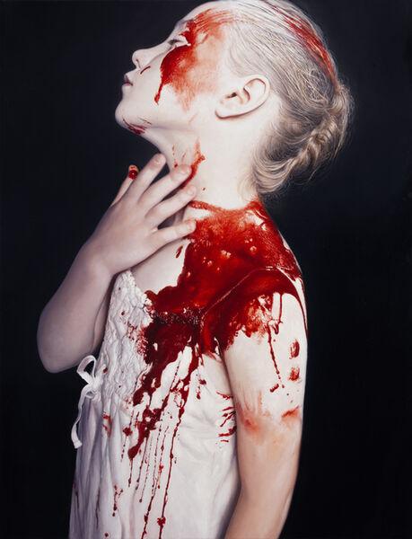 Gottfried Helnwein, 'The Disasters of War 51', 2016