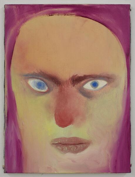 Miriam Cahn, 'o.t. , 4.9.2001', 2001