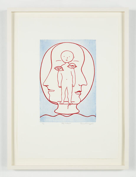 Louise Bourgeois, 'Self Portrait', 1994