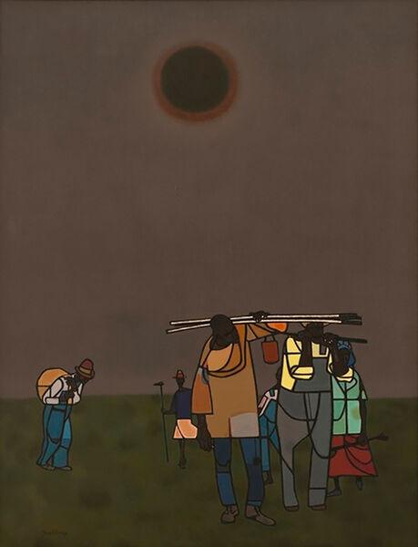 Robert Gwathmey, 'Sundown', 1963