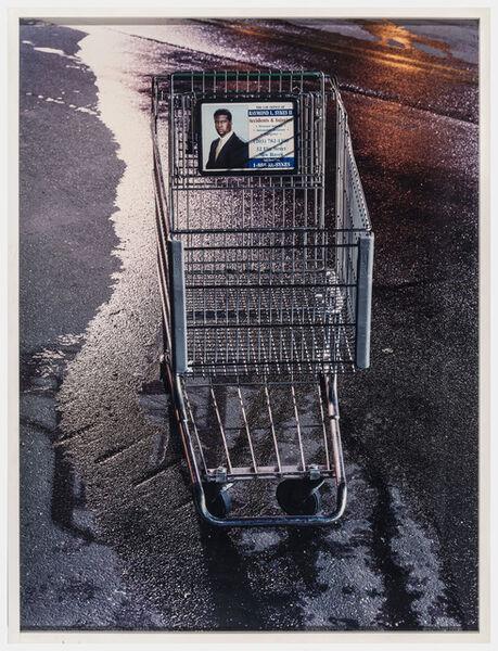 Tim Davis, 'Sykes Shopping Cart', 2000