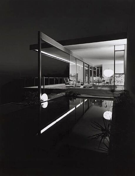 Julius Shulman, 'Chuey House', 1958