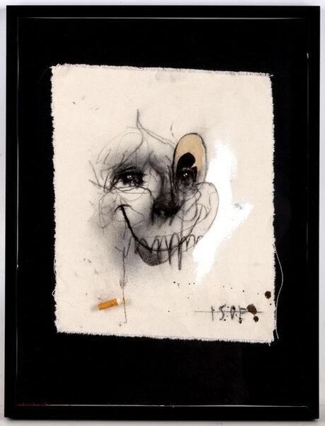Charlie Isoe, 'Head Study 2 (1/1)', 2009