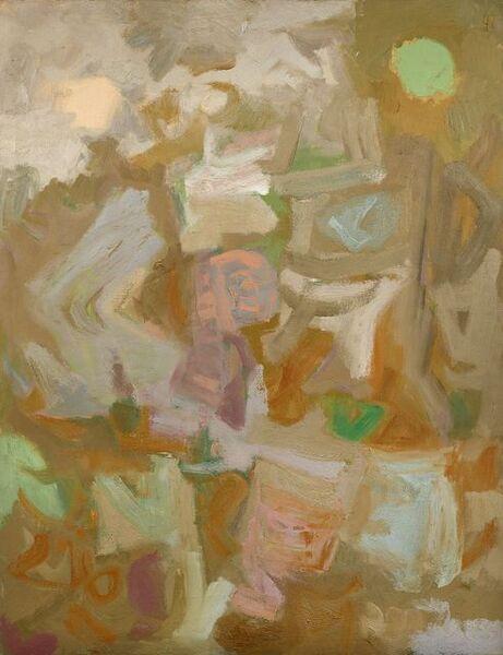 Yvonne Thomas, 'Untitled', 1956