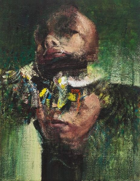 Nikos Aslanidis, 'Double Portrait', 2017