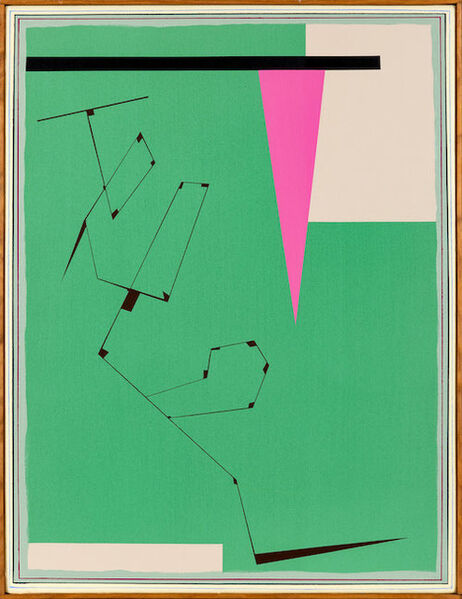 Frank Maier, 'Pelikan Serie Nr. 1', 2014