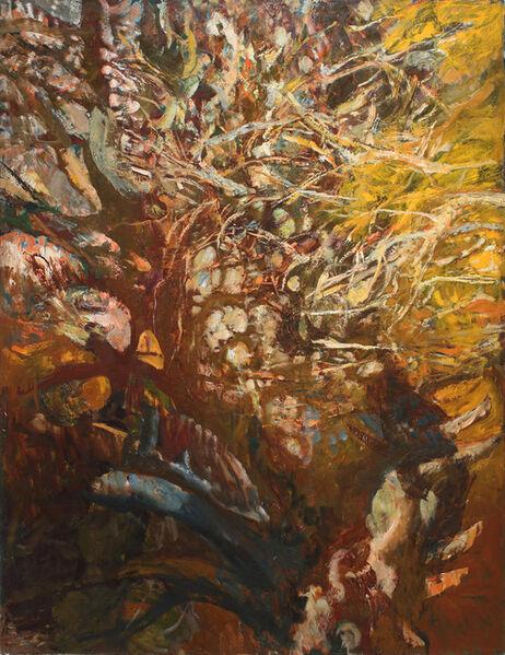 Hyman Bloom, 'Untitled (Landscape)', ca. 1975