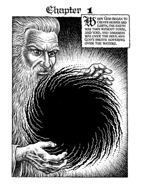 R. Crumb, 'The Book of Genesis Illustrated by R. Crumb', 2009