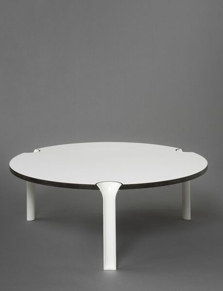 André Monpoix, 'Round low table', 1972