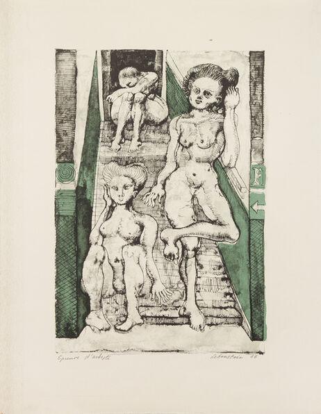 Jan Lebenstein, 'Untitled', 1966