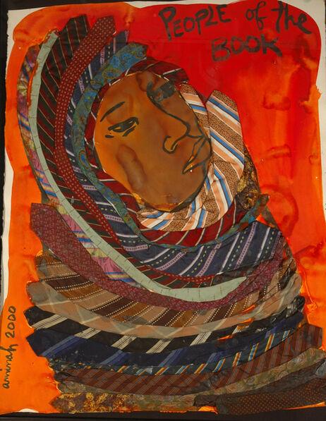 Aminah Brenda Lynn Robinson, 'People of the Book: Jericho Girl', 2000