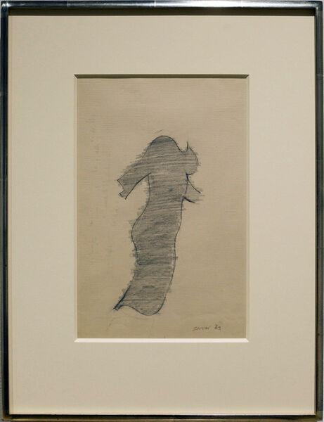 Michael Snow, 'Dress', 1963