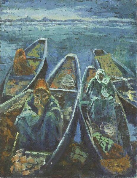 Sylvia Molloy, ''FISH FOR SALE''
