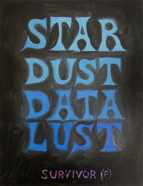 Suzanne Treister, 'SURVIVOR (F)/StarDustDataLust', 2017