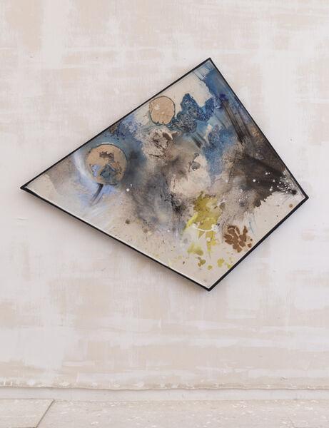 Lucy Dodd, 'Manti Deep', 2016