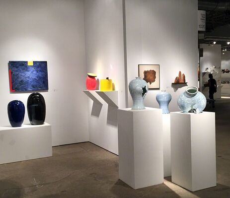 Duane Reed Gallery at SOFA CHICAGO 2016, installation view