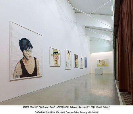 James Franco / Gus Van Sant, installation view