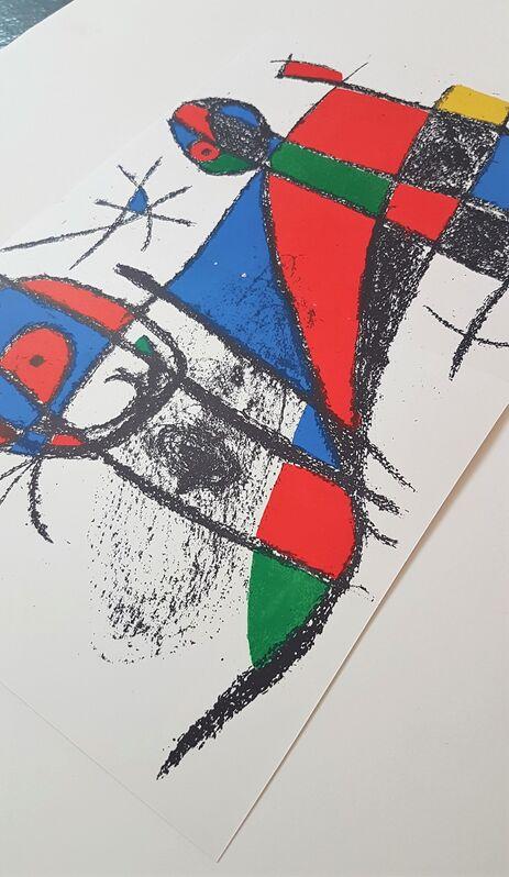 Joan Miró, 'Lithographie Originale VI', 1977, Print, Color Lithograph, Cerbera Gallery