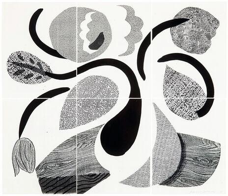 David Hockney: Homemade Prints, installation view