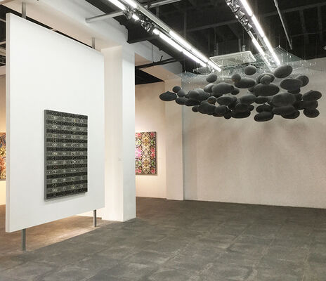 """The Accumulation of Silence"" Ye Hongxing Solo Exhibition, installation view"