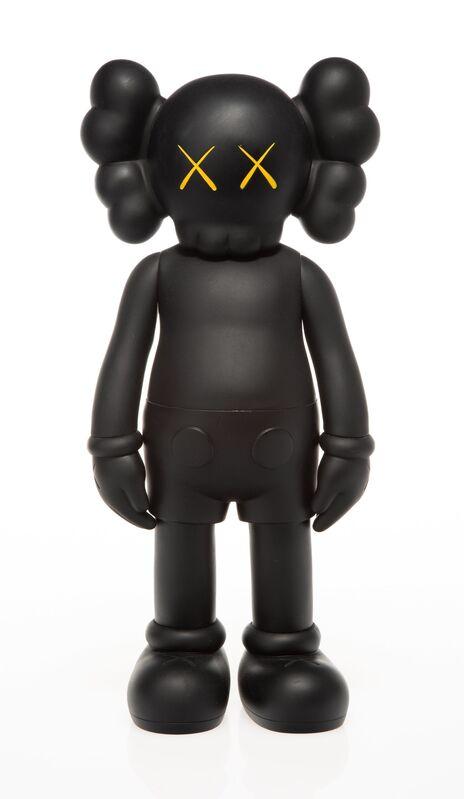 KAWS, 'Five Years Later Companion (Black)', 2004, Sculpture, Painted cast vinyl, Heritage Auctions