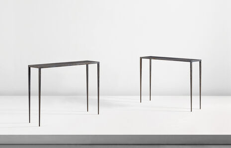Jean-Michel Frank, 'Pair of console tables', ca. 1938