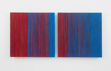 Sheila Hicks, 'Ancienne Comédie in 2 Acts', 2018