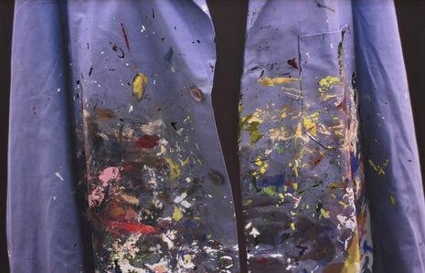 Berend Strik, 'Decipher the artist's mind (studio H F)', 2016