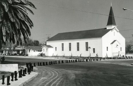 Eleanor Antin, '100 Boots Go to Church', 1971
