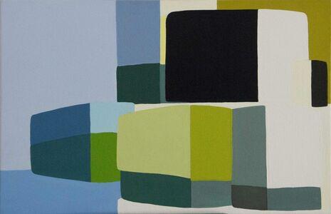 Louise Belcourt, 'Mound #5', 2011