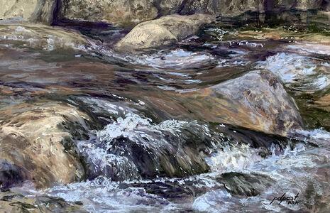 Peggy Davidson Post, 'Northern River', 2020