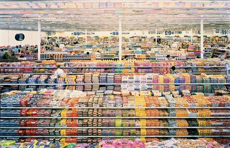 Andreas Gursky, '99 cent', 1999