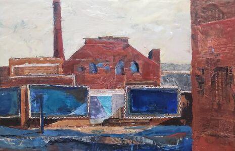Margaret Noel, 'Warehouse (Giotto)', 2012