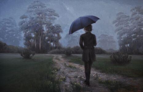Derek Harrison, 'Evening Mist', 2018