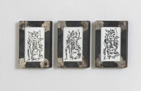 Alessandro Giannì, 'Tre simili non esistenze', 2017